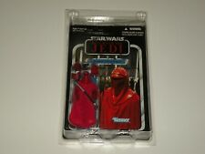 STAR WARS Vintage Collection EMPEROR'S ROYAL GUARD VC105 CASE FRESH UNPUNCHED