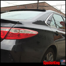 (284R) Rear Roof Spoiler Window Wing (Fits: Toyota Camry 2015-2017 xv50)