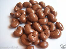 Milk Chocolate Covered/Coated Cashew Nuts Gelatine & Gluten Free