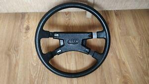 AUDI COUPE 80 90 4000 B2 TURBO QUATTRO Retro Steering Wheel 855419091