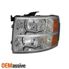 2007-2013 Chevy Silverado 1500 2500 3500 Driver Left Side Headlight Replacement