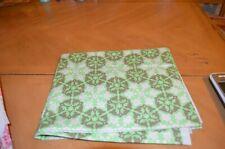 Amy Butler Daisy Chain fabric by Rowan fabrics green abstract print