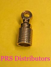 Zero GAUGE / 2 GAUGE GOLD PLATED RING TERMINAL SCREW TYPE GOLD RING CONNECTOR