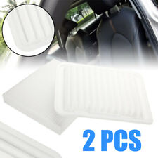 2Pcs Cabin Air filter and Engine Air filter fit for TOYOTA Corolla 2009-2014 US