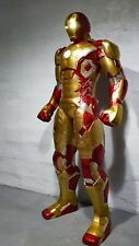 IRON MAN MARK 42 IRONMAN  life size custom statue Finet XM Avengers