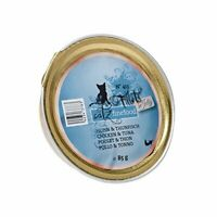 Catz finefood Fillets Number 413Chicken  Tuna in Jelly Pack of 12x 85g