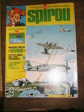 Spirou N° 1934 8/5/1975 Les petits hommes Bobo Dennis Sam Beetle Yoko Tsuno