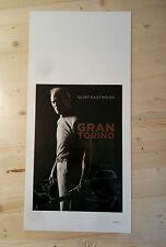 GRAN TORINO Locandina Film 33x70 Poster Originale Cinema EASTWOOD