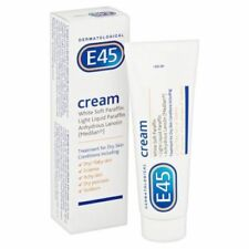 E45 Dermatological Cream, 50g - For Treatment of Dry Skin
