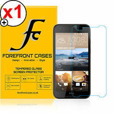 Vanguardia casos ® HD escudo protector de pantalla de vidrio templado para HTC Desire 830