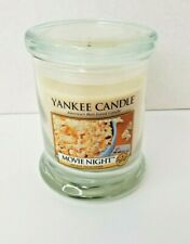 Yankee Candle Movie Night 8oz Tumbler Candle Retired Collectors Edition RARE NEW