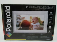 Polaroid - 7 Inch Digital Photo Frame with Decorative Frame High Resolution New