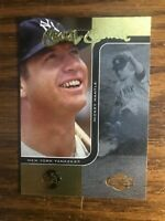 2006  Topps Co Signers # 7  Mickey Mantle New York Yankees  NrMt