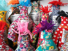 """NEW Random Pattern Color Stress Relief 12"""" Dammit Doll Plush Kids toy 1pc"""