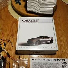 Mazda RX-8 04-08 Oracle Lighting CCFL RED Dual Halo kit for Headlights RARE OOP!