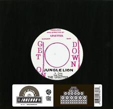 "Lee Perry & The Upsetters - 'Jungle Lion/ Freak Out Skank' (7"" Vinyl Single)"