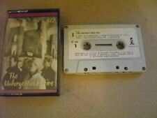 U2 THE UNFORGETTABLE FIRE CASSETTE TAPE  (ISLAND UC25)