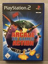 Arcade 30 Games Action Sony PlayStation 2