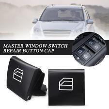 Pair Window Switch Repair Button Cap For Mercedes ML GL R Class W164 X164 W251