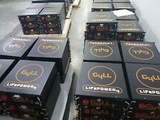 GYLL 48V 100AH LiFePo4 5.12kWH SOLAR Lithium Battery  with 6000 cycles