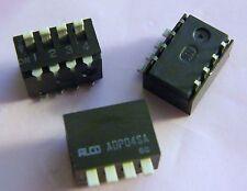 20x adp04sa piano dip conmutadores 4 veces SMD, Alco