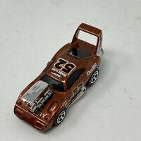 Hot Wheels 2003 First Editions #042 - '69 Dodge Daytona ('Tooned) - 56372
