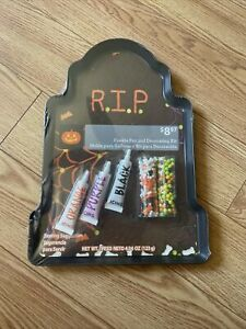 Halloween R.I.P. Tombstone Shaped Nonstick Cookie Pan - Expired Candy Kit