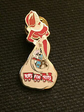 Disney Dsf - Jessica Rabbit - Toys for Tots - 2012 Artist Proof Ap Pin
