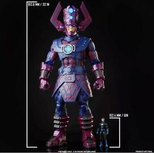 """Haslab Hasbro 32"""" Galactus + All 4 Tiers + Terrax BAF"""