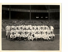 1927 NEW YORK YANKEES TEAM  8X10 PHOTO RUTH GEHRIG  BASEBALL MLB USA HOF