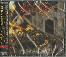 CRIMSON SHADOWS-GLORY ON THE BATTLEFIELD-JAPAN CD BONUS TRACK F75