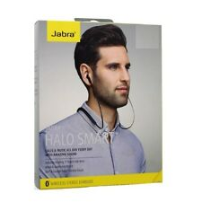 Brand New Jabra Halo Smart Wireless Stereo Earbuds Calls And Music Black Headset