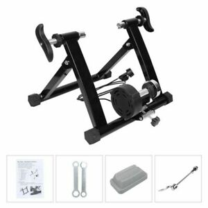 Foldable Magnetic Turbo Trainer Indoor Exercise Bike Bicycle Stand Training