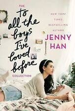 TO ALL THE BOYS I'VE LOVED BEFORE COLLECTION NEW HARDCOVER BOOK