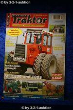 Oldtimer Traktor 11-12/12 Massey Ferguson 1200/1805 RS 01/40 II Typ Harz D2416