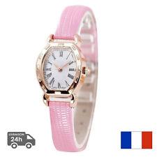 Montres femmes horloge Quartz Bracelet fermoir Boucle diamètre Cadran  20mm
