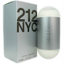 212 by Carolina Herrera 3.3 / 3.4 oz Eau De Toilette Spray for Women New In Box