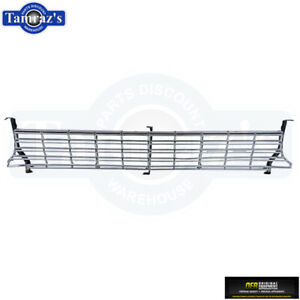 1964 Chevy II Nova Front Grille Grill Assembly With Brackets OER