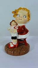 "Danbury Mint Campbell Soup "" My Dolly And Me "" Very Detailed Figure"