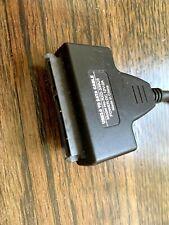 "USB 3.0 to 2.5"" SATA HDD SSD Hard Drive Adapter Cable 22-Pin Data Power UASP US"