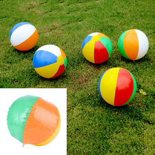 Baby Kids Beach Pool Play Ball Inflatable Educational Children Ball Toys Hot FT