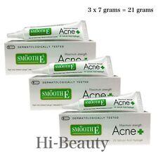 3 Smooth E Hydro Gel Salicylic Acid Maximum Strength Cream Reduce Acne In 24 hrs