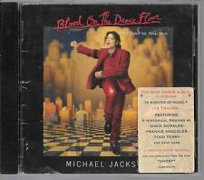 CD ALBUM 13 TITRES--MICHAEL JACKSON--BLOOD ON THE DANCE FLOOR (STICKER)