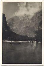 Ansichtskarte, gel. 1934 : St. Bartholomä am Königssee