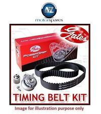 Per ALFA ROMEO 166 2.4 JTD 1998-2008 GATES Timing Cam Belt Kit + POMPA ACQUA impostata