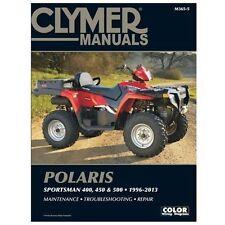 CLYMER MANUALS POLARIS SPORTSMAN 400, 450 & 500 1996- - ED SCOTT (PAPERBACK) NEW