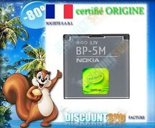 BATTERIE ORIGINE NEUVE NOKIA BP5M 5610 XPRESS MUSIC