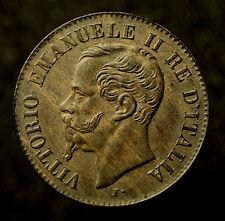 Kgr. Italien, Vittorio Emanuele II., 2 Centesimi 1867