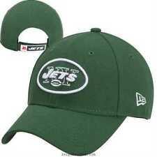 New York Jets NFL Football New Era 9forty Cap Kappe One Size Klettverschluss
