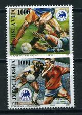 1992 Joegoslavië 2542-2543 EK voetbal - EC soccer